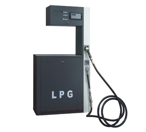 LPG Dispenser and Parts